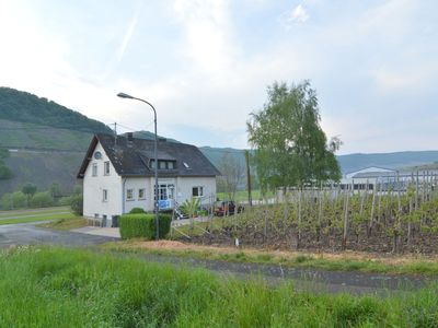 Photo for At the Mosel shore located apartment, on the route of the famous Moselsteig