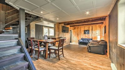 Photo for Rustic & Cozy Loft Located On A Ranch 3 Minutes From Ski Hill And Amerispa