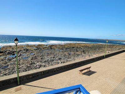 Photo for Sea Front Casa Blas - Three Bedroom Apartment, Sleeps 5