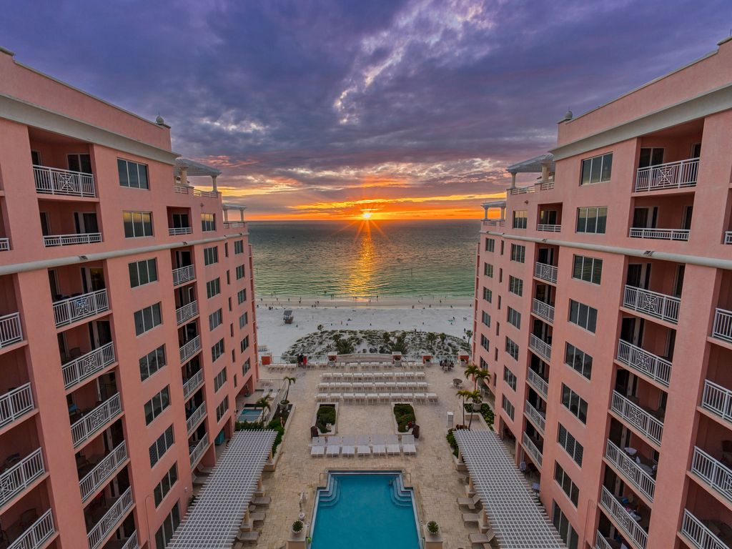 Hyatt regency premium one bedroom suite t vrbo - Hyatt regency clearwater 2 bedroom suite ...