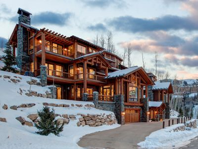 Photo for Abode on Nakoma Prime Deer Valley Mountain Masterpiece
