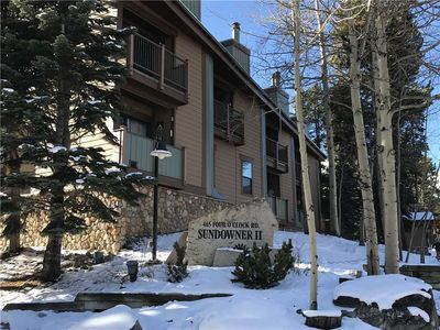 Photo for Sundowner II 320: 2 BR / 2.5 BA condo in Breckenridge, Sleeps 7