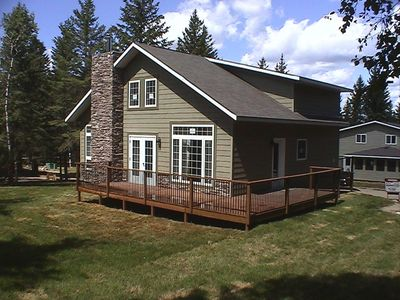 Photo for Beautiful Rental Cabin Located In Scenic Riding Mountain National Park