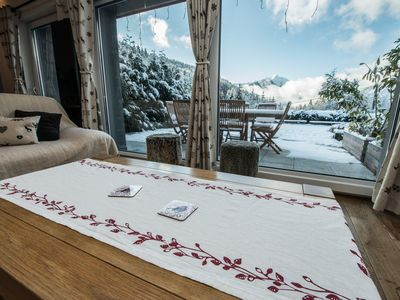 Photo for Superb chalet **** in Saint-Jean d'Aulps (10 km to Morzine, 12km to Avoriaz)