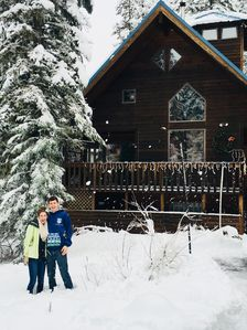 Photo for Luxury Mountain  House in Government Camp.Book for Ski Camp!  Sleeps 6-8, Dog ok