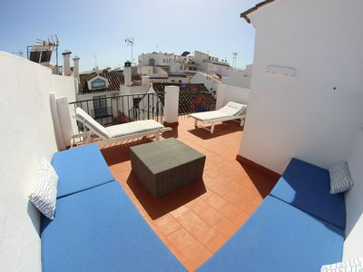 Photo for Typical Andalusian townhouse for two, four or six people.