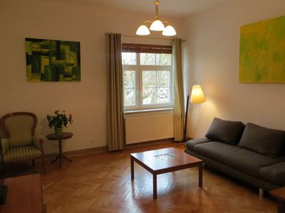 Photo for Cozy central apartment with private parking