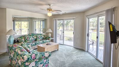 Photo for Full Kitchen, 2 Bedrooms, 2 Bathrooms, Golf Resort, Close to Beach and dining in Calabash, NC(1109)