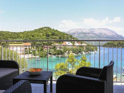Photo for Apartments, Zrnovska Banja  in Korcula - 4 persons, 2 bedrooms
