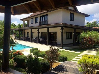 Photo for 3 bedroom  luxury villa in Puerto plata  villa  located on Lifestyle property