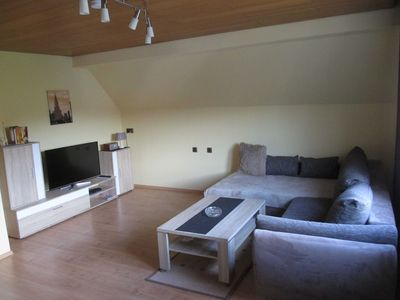 Photo for Apartment 2 attic - Haus Rabe am Edersee