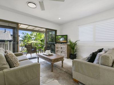 Photo for Beautiful unit on the canal at Noosa Sound. Unit 8 Peza Gardens, 1 Peza Court