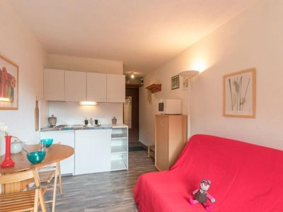 Photo for Apartment Puy-Saint-Vincent, studio flat, 2 persons