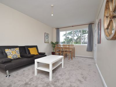 Photo for Large, light and airy 1 bedroom property in trendy North London Finsbury Park