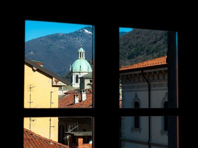 """Photo for """"Vintage Suite"""" Como Loft in Old Town near the Lake"""