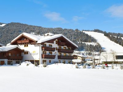 Photo for Holiday flats Bergzeit, Flachau  in Salzburger Sportwelt - 4 persons, 1 bedroom