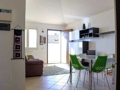 Photo for Bright three-room apartment, sea view, in the city center.