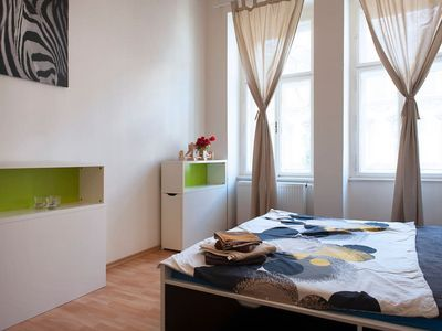 Photo for Spacious Private Room In Modern Apartment In Center Of Prague