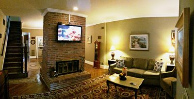 Photo for Beautiful townhouse  at 10 minutes walking to US Capitol !Free parking !