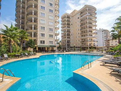 Photo for Two-bedroom apartment in Alanya