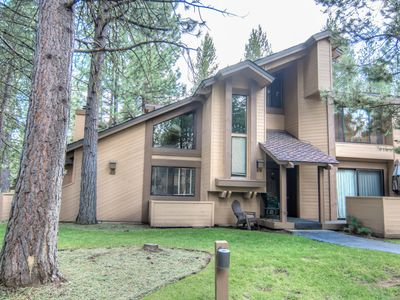 Photo for 49 Tennis Village: 2 BR / 2 BA loft condo in Sunriver, Sleeps 8