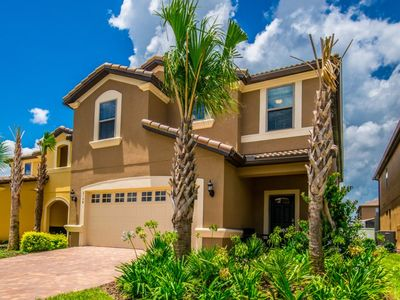 Photo for Disney On Budget - Windsor At Westside Resort - Feature Packed Relaxing 7 Beds 5 Baths Villa - 4 Miles To Disney