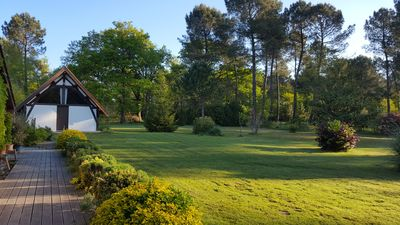 Photo for 1BR Cottage Vacation Rental in Lignan-De-Bazas, Nouvelle-Aquitaine