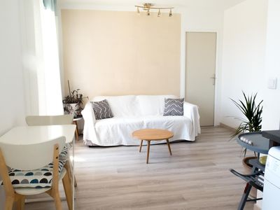 Photo for Apartment 2 rooms nice and bright near Montpellier