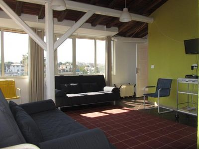 Photo for Seafront 2-bedrooms Apartment  With Perfect View Over The Sea&etna!