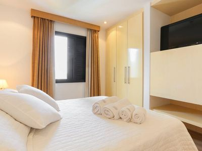 Photo for Elegant Mercure Flat in Moema. Business & Leisure!
