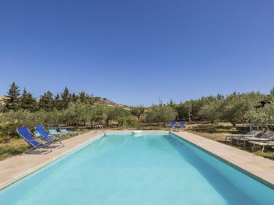Photo for Vacation home Mediterraneo in Fulgatore - 10 persons, 5 bedrooms