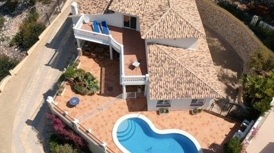 Photo for 4BR Villa Vacation Rental in Altea de Vella, Valencia