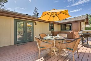 Photo for 2BR Cabin Vacation Rental in Oakhurst, California