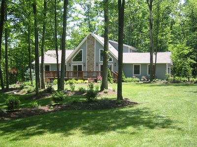 Photo for Attractive & Inviting 4 Bedroom home with hot tub in prestigious community!