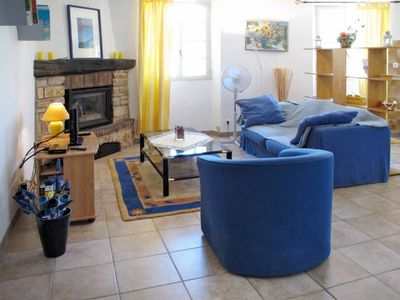 Photo for Vacation home in Correns, Côte d'Azur hinterland - 4 persons, 1 bedroom
