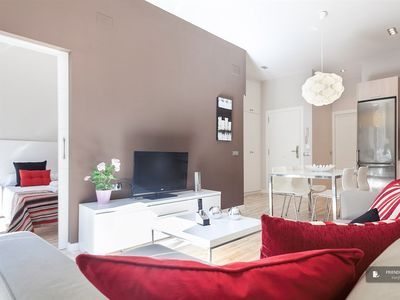 Photo for Friendly Rentals The Fontanella Apartment in Barcelona
