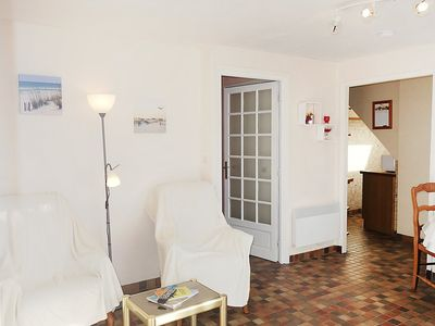 Photo for Apartment 264 m from the center of Carnac with Internet, Parking, Balcony, Washing machine (326398)