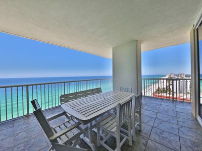 Photo for Majestic Beach Towers end unit 4BR 3BA with FREE BEACH CHAIR RENTAL!!!!