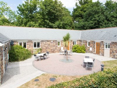 Photo for Courtyard Cottage 42 -  a trewhiddle that sleeps 4 guests  in 2 bedrooms
