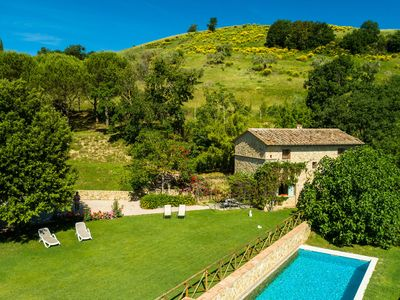 Photo for Old farmhouse in the countryside with a relaxed atmosphere family environment