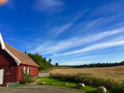 Photo for Ystad, beach nearby, perfect for families, surrounded by nature, converted barns