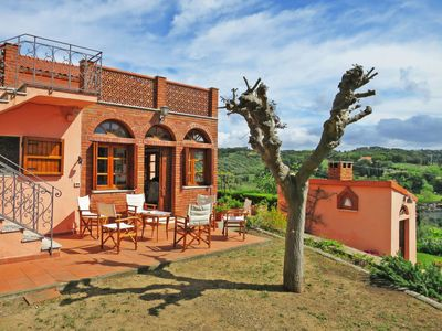Photo for Vacation home Casa Col di Leccio (RSM120) in Rosignano Marittimo - 6 persons, 3 bedrooms