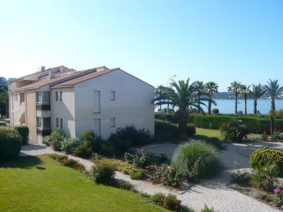 Photo for Apartment in Sanary-sur-Mer with Parking, Internet, Garden, Terrace (103575)