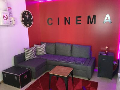 Photo for Appartement Cinema