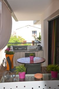 Photo for RENT APARTMENT ON PALAVAS LES FLOTS