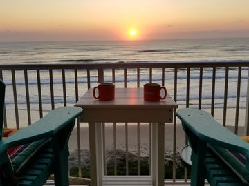 New - On the Beach with the BEST view of the Gulf from our 6th Floor Condo