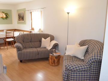 Apartment Irgmeier **** near Passau, child-friendly, generous, dream location