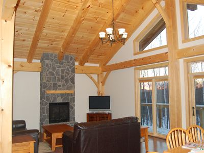 Photo for 3BR Chalet Vacation Rental in franconia, New Hampshire