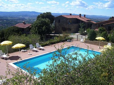 Photo for Vacation home Rustico  in Panicale, Trasimeno Lake - 5 persons, 2 bedrooms