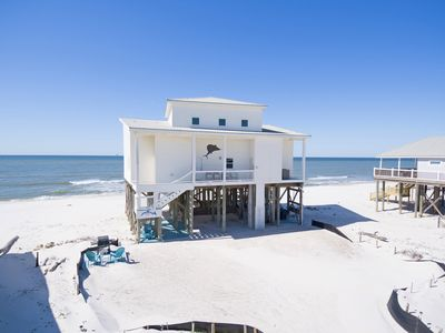 Photo for Beautiful Gulf-Front house! Available August 29-September 5